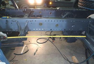 Chassis & Wheelbase Modification